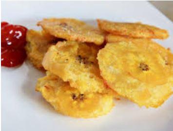 dominicanrepublic food tostones
